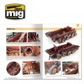 AMMO MIG THE MODELING GUIDE FOR RUST AND OXIDATION-12925