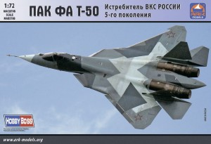 ARK 72041 - 1/72 PAK FA T-50 Russian Aerospace