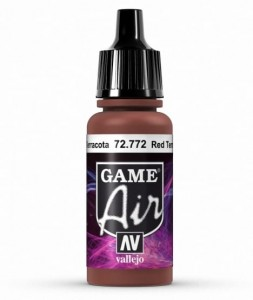 VALLEJO 72772 FARBA GAME AIR - RED TERRACOTTA 17ml