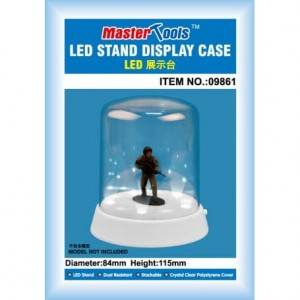 Trumpeter-Master Tools 09861 Display Case - Led