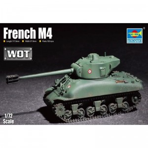 Trumpeter 07169 French M4