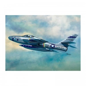 Sword 72116 RF-84F Thunderflash 1/72
