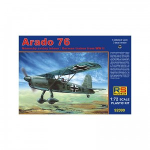 Rs Models 92099 Arado-76 In A/B
