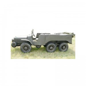 Ace 72536 French Artillery Tractor (6X6) W-15T