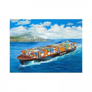 Revell 05152 1/700 Container Ship Colombo Expr