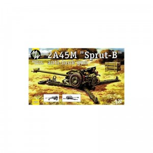 Military Wheels 7231 2A45M Sprut-B