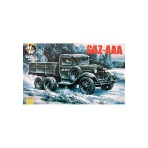 Military Wheels 7234 Gaz Aaa