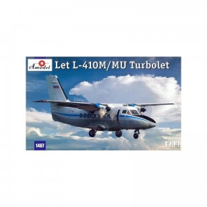 Amodel 01467 Let L410 Turbolet