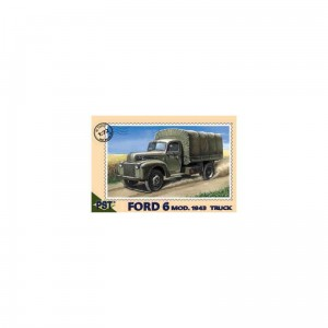 Pst 72051 Ford 6 Mod. 1943 WWII