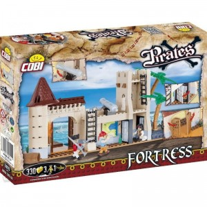 Cobi 6015 Pirates Fortress 330 Kl.
