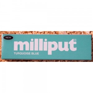 Milliput - Epoxy Putty - Turquoise Blue