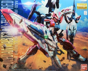 Bandai 24809 MG 1/100 Mbf-02Vv Astray Turn GUN80629 No Box [ ]