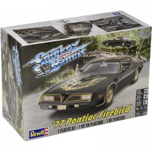 MONOGRAM 4027 - 1/25 SMOKEY AND THE BANDIT '77