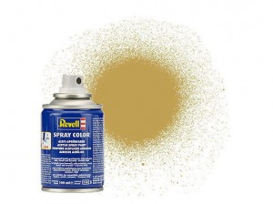 REVELL 34116 - FARBA SPRAY 116 Sandy Yellow Matt