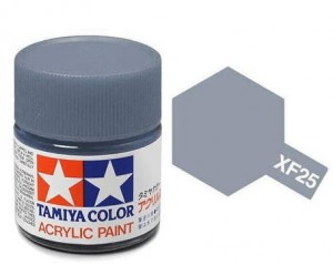 TAMIYA 81725 - FARBA XF-25 LIGHT SEA GREY 10ml