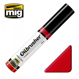 AMMO MIG 3503 OILBRUSHERS RED