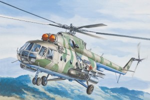 EE 14501 - 1/144 Mil Mi-8MT / Mi-17 Russian multip