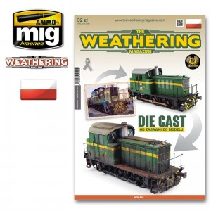THE WEATHERING MAGAZINE - DIE CAST PL