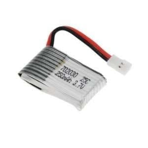 250mAh 3.7V Li-Po do Syma X11C
