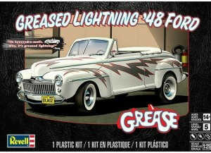 MONOGRAM 4443 - 1/25 GREASED LIGHTNING '48 FORD