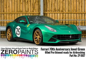 ZP 1007 - Jewel Green - Ferrari 70th 60ml