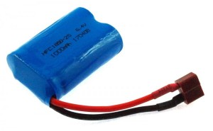1000mAh 6.4V Li-Ion T-Dean do WL L959-A