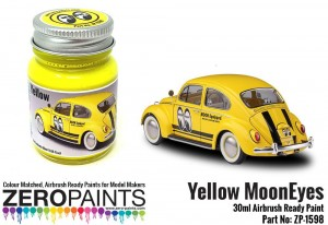 ZP-1598 - Mooneyes (Moon) Yellow 30ml