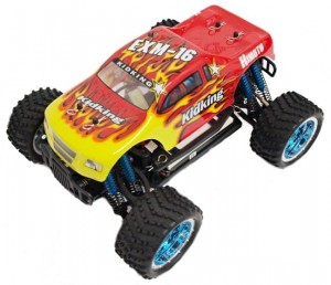 Himoto EXM-16 Brushless 2.4GHz (HSP Kidking BL) - 18602