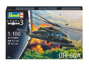 REVELL 04984 - 1/100 UH-60A