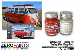 ZP 1475 - Volkswagen T1 Samba Bus Sealing - Grey