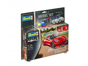 REVELL 67060 - 1/25 2014 CORVETTE STINGRAY