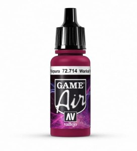 VALLEJO 72714 FARBA GAME AIR - WARLORD PURPLE 17ml