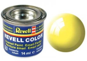REVELL 32112 - FARBA EMAIL 12 YELLOW GLOSS