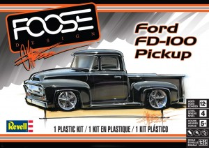 MONOGRAM 4426 - 1/25 FORD FD-100 PICKUP