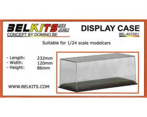 BELKITS - Display Case GABLOTKA NA MODELE 1/24