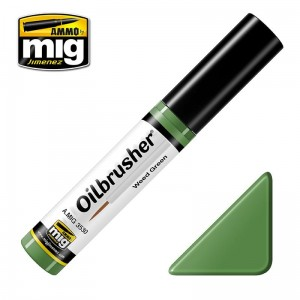AMMO MIG 3530 OILBRUSHERS WEED GREEN