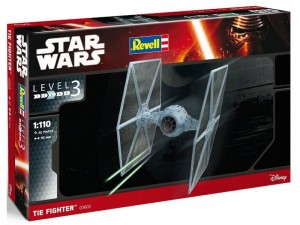 REVELL 03605 - 1/110 TIE FIGHTER