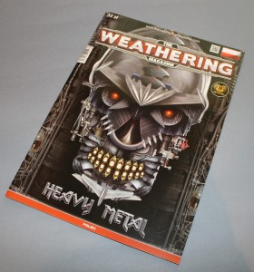 THE WEATHERING MAGAZINE - HEAVY METAL PL