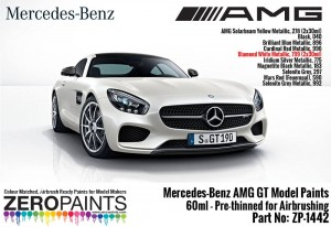ZP-1442 - Mercedes-AMG GT Diamond White 2x30ml