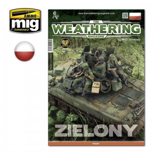 THE WEATHERING 29 - ZIELONY PL