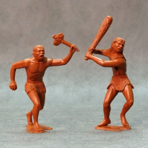 ARK 80010 - Cavemen set #1 2 figurki 15cm