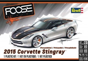 MONOGRAM 4397 - 1/25 2015 CORVETTE STINGRAY
