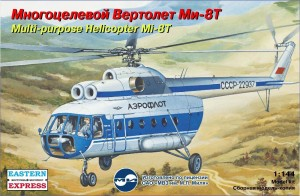 EE 14505 - 1/144 Mil Mi-8T Russian multipurpose