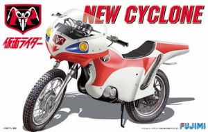 FUJIMI 14154 - 1/12 New Cyclone-Go