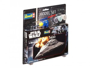 REVELL 63609 - 1/12300  IMPERIAL STAR DESTROYER