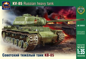 ARK 35024 - 1/35 KV-85 Russian heavy tank