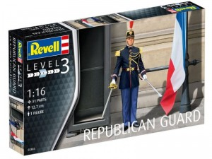 REVELL 02803 - 1/16 FIGURKA REPUBLICAN GUARD