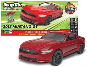 MONOGRAM 1694 - 1/25  MUSTANG GT BUILD PLAY - SNAP