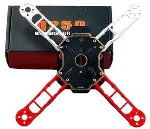 Rama quadcopter Totem Q250 250mm