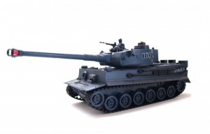 German Tiger 1:28 2.4GHz RTR
